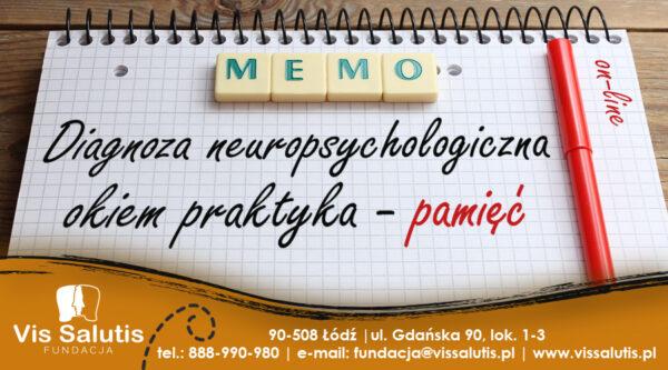 Diagnoza neuropsychologiczna - Pamięć
